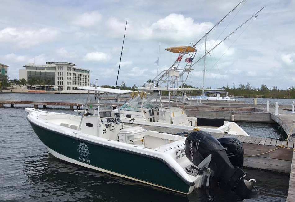 26ft Boston Whaler