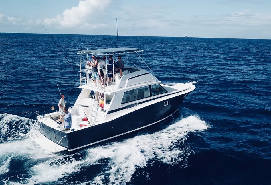 38ft Bertram - YKnot